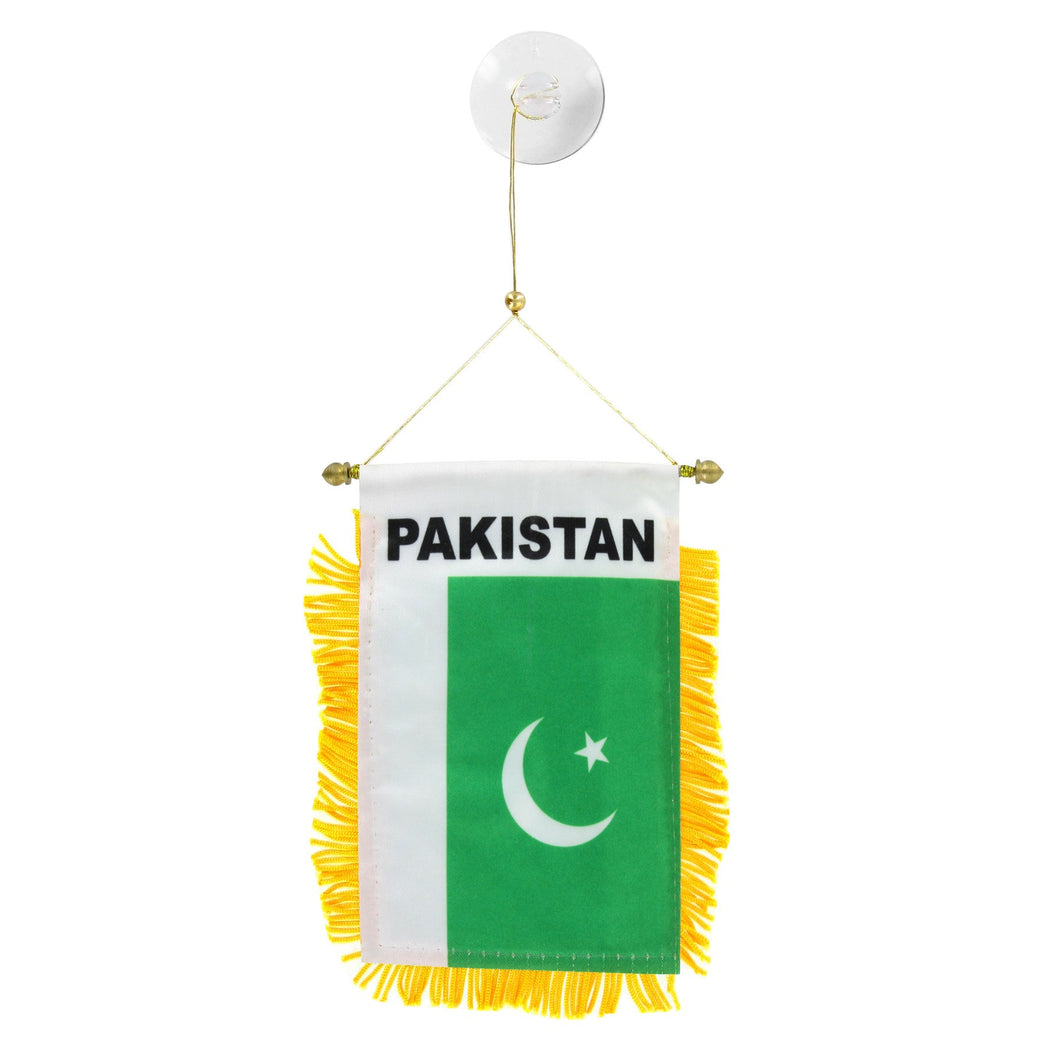 Pakistan Mini Banner