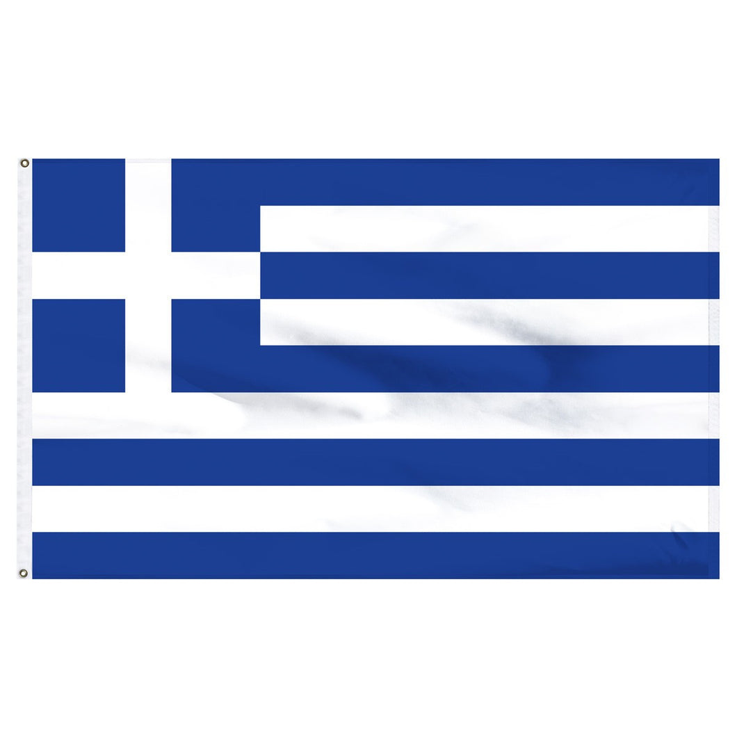 Greece 3x5 Flag