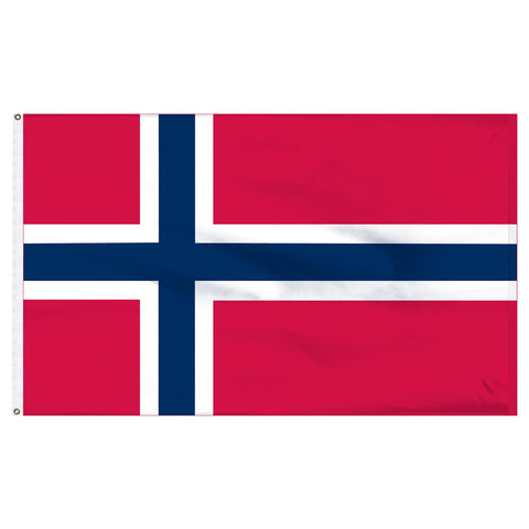 Norway 3 x 5 Flag