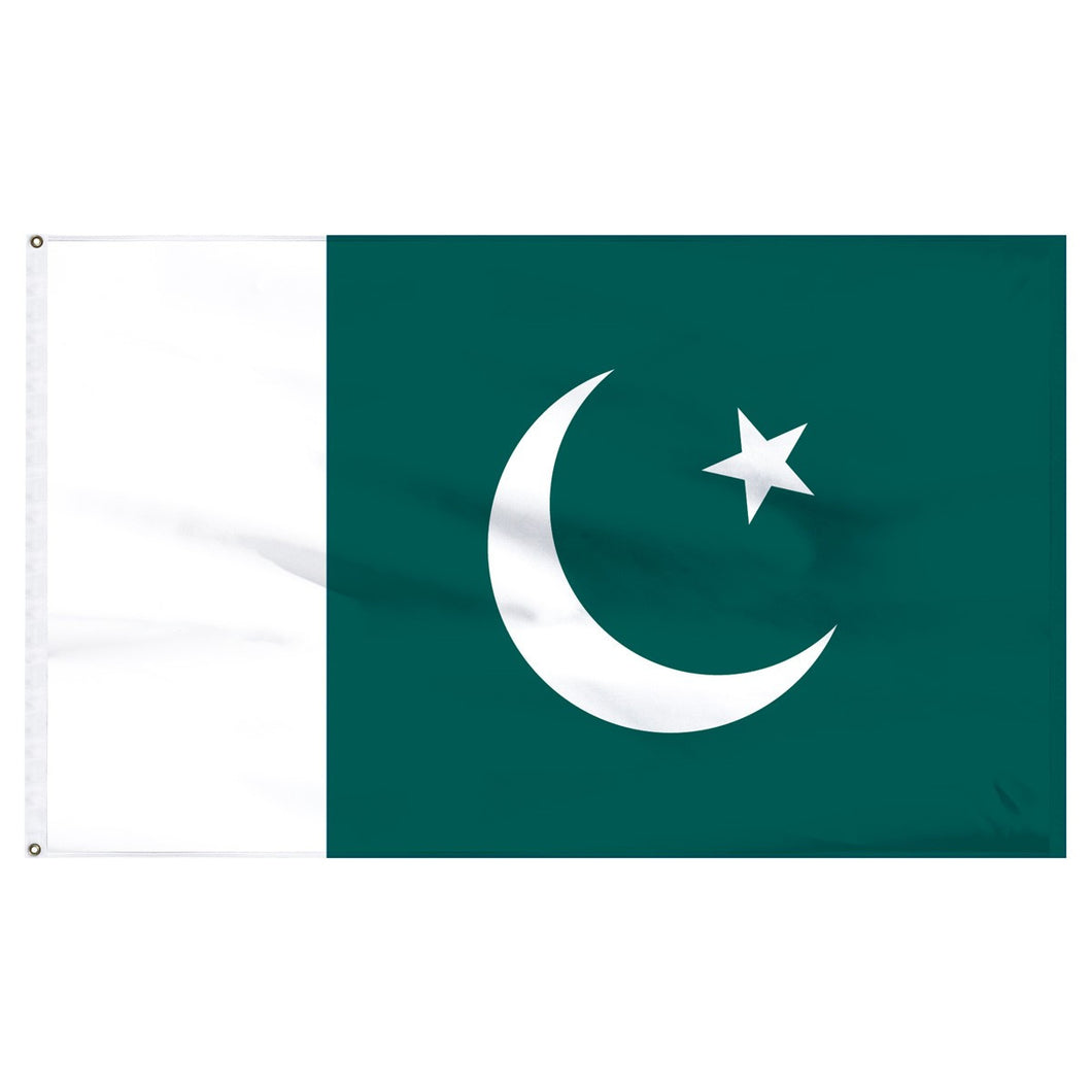 Pakistan 3 x 5 Flag