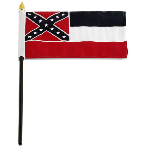 Mississippi 4 x 6 Flag