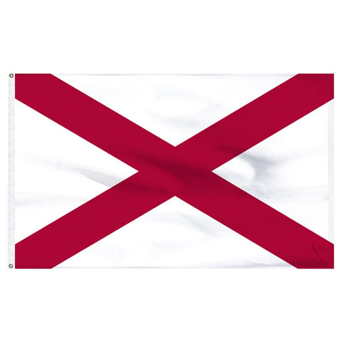 Alabama 3x5 Flag
