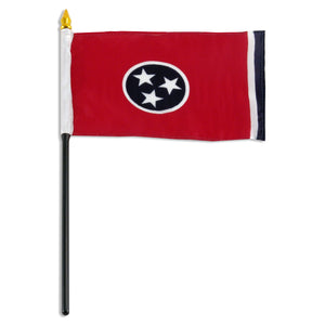 Tennessee 4x6 Flag