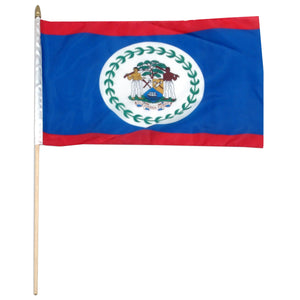 Belize 12 x 18 Flag