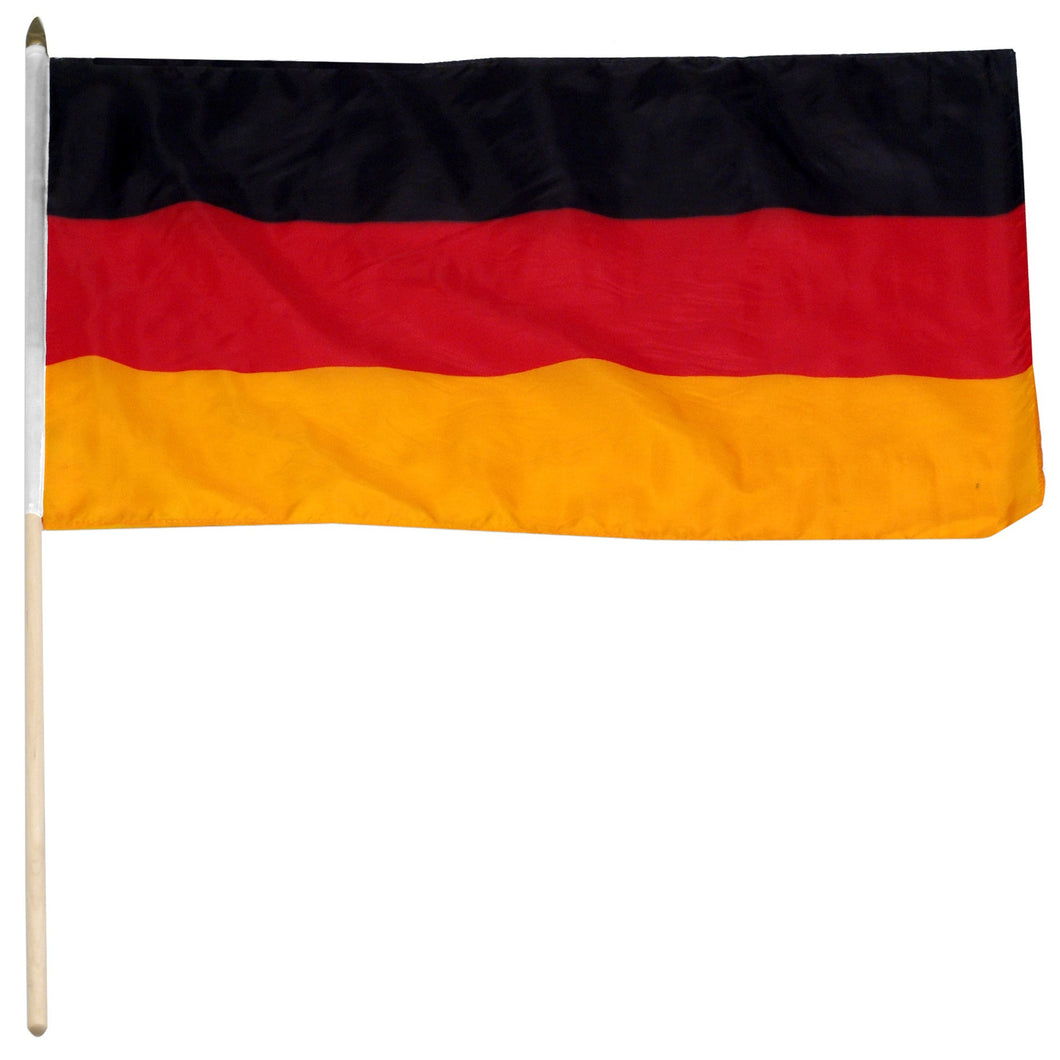 Germany 12 x 18 Flag
