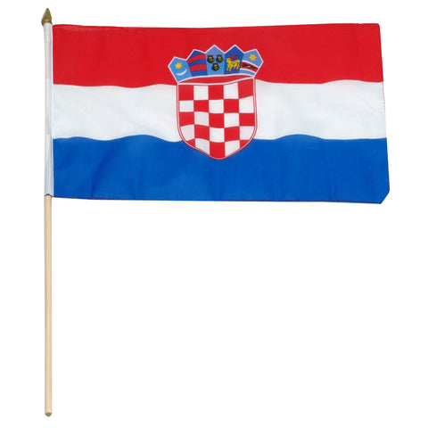 Croatia 12 x 18 Flag