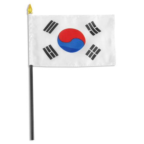 Korea South 4x6 Flag