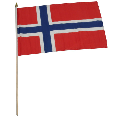 Norway 12 x 18 Flag