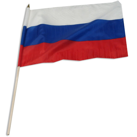 Russian 12 x 18 Flag (Federation)