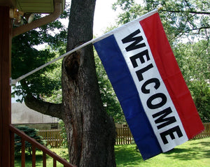 Welcome Flag 3 x 5 Flag