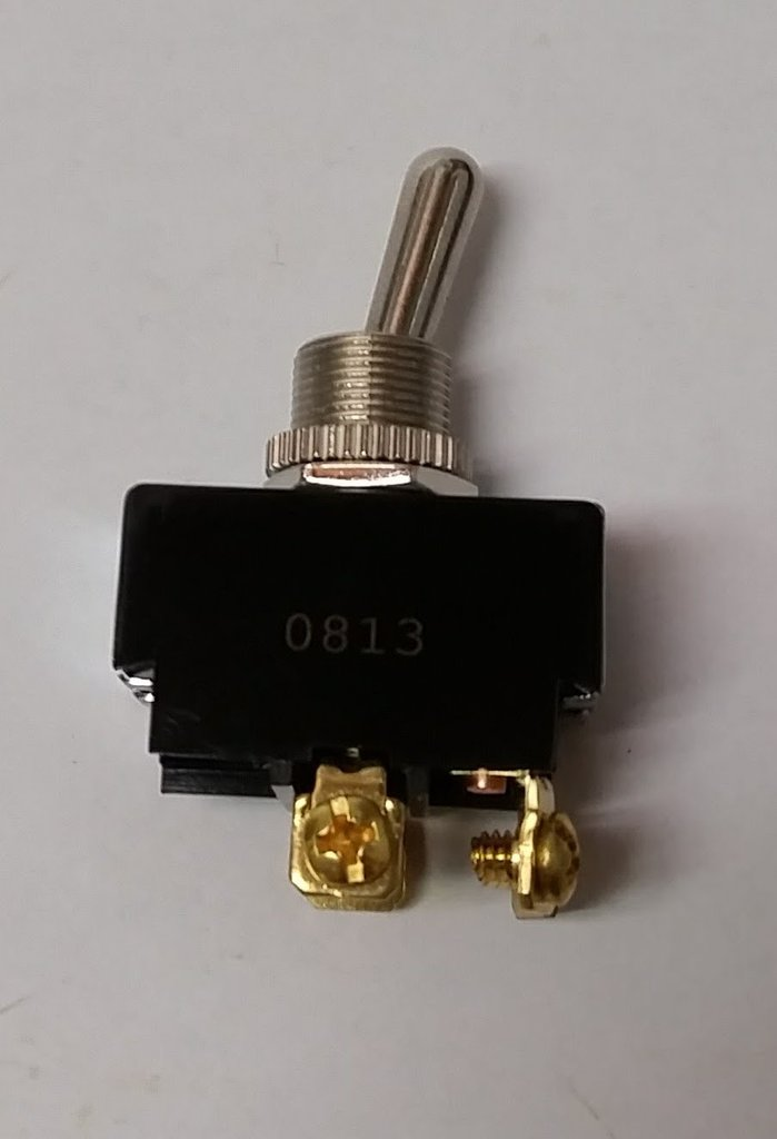 Globe GC512 ON/OFF Toggle Switch AN71