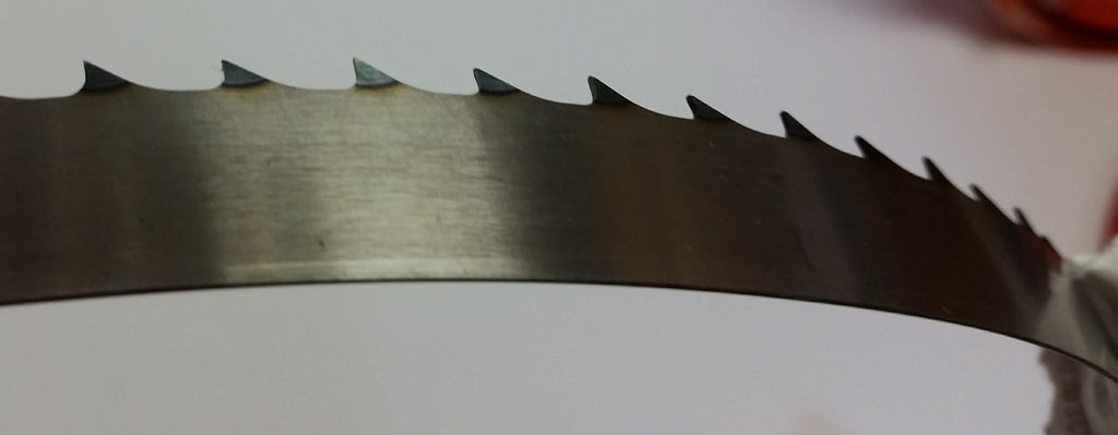 "Band Saw Blade : 112"" x 0.22 x 3 tpi - L. Stocker and Sons - 1"