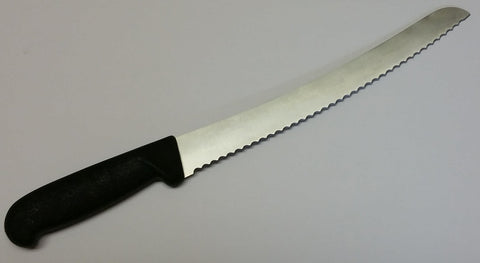 "Bread Knife- 10"" Curved - L. Stocker and Sons"