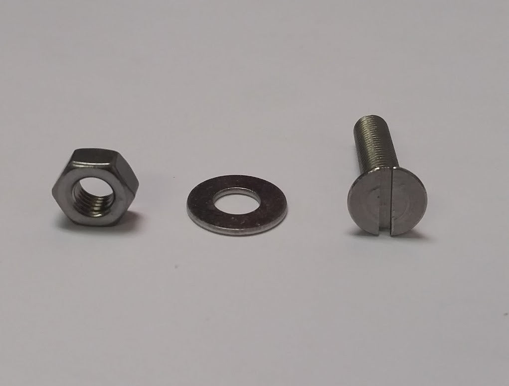 Globe® Sharpener Cover Hardware - L. Stocker and Sons