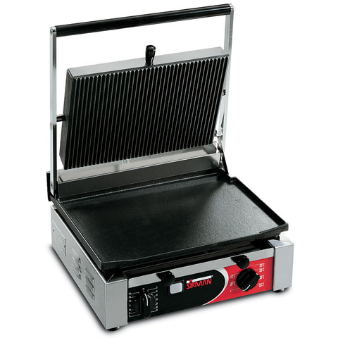 "Sirman Panini Grill (10"" x 15"" grill surface)"