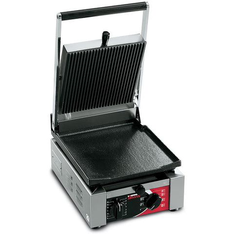 "Sirman Panini Grill (10"" x 10"" grill surface)"