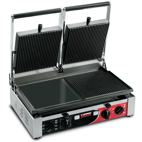 "Sirman Panini Grill (10"" x 20"" grill surface)"
