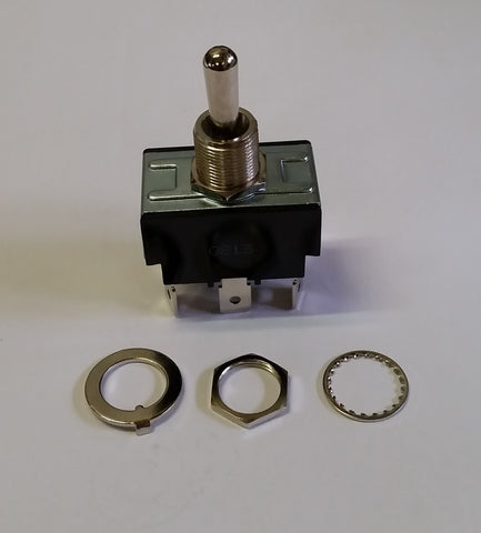 Globe®  Three Position Toggle Switch - L. Stocker and Sons - 1