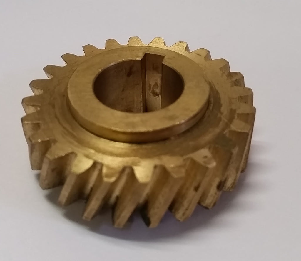 Hobart®  Bronze Knife Shaft Worm Gear - L. Stocker and Sons - 2