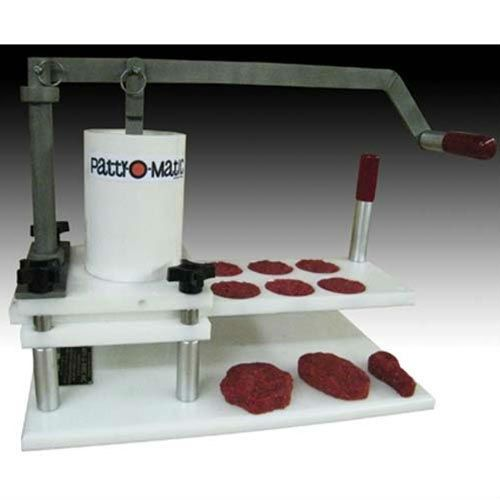 Patty-O-Matic Eazy Slider Hamburger Patty Machine