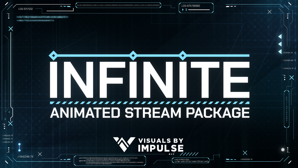Infinite Stream Package