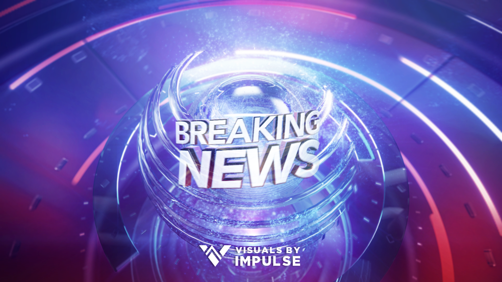 Breaking News Bumper - Visuals by Impulse