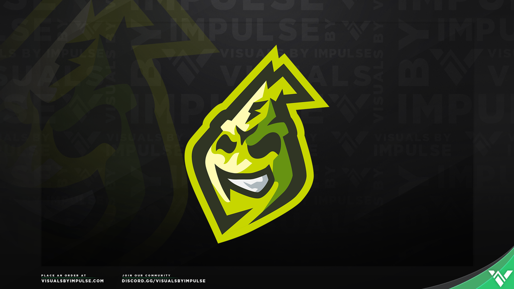 Energy Mascot Logo - Visuals by Impulse