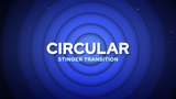 Circular Stinger Transition Template