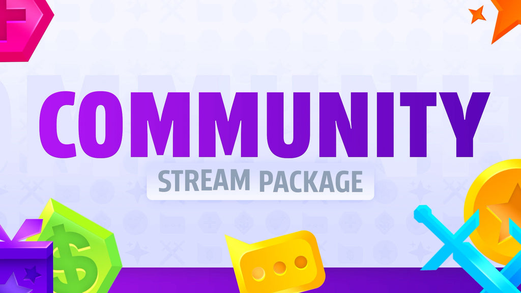 Community Stream Package