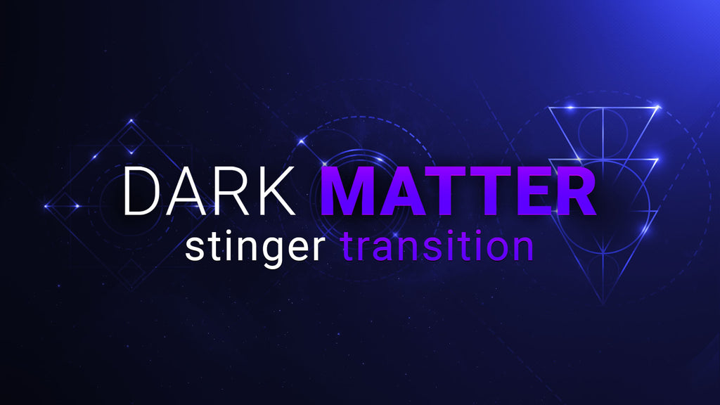 Dark Matter Stinger Transition - Visuals by Impulse