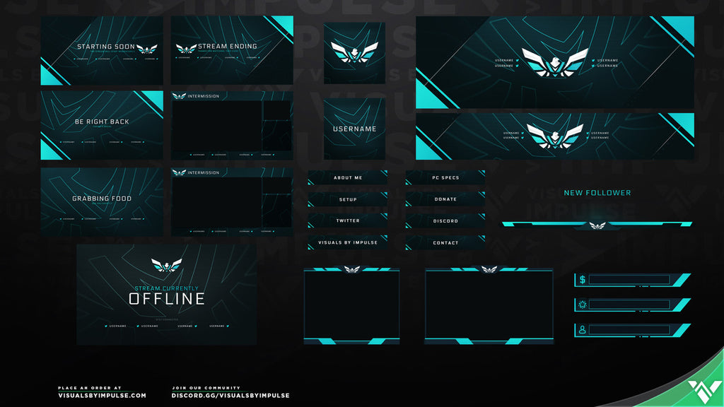 Falcon Stream Package