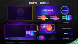 Solstice Stream Package - Visuals by Impulse