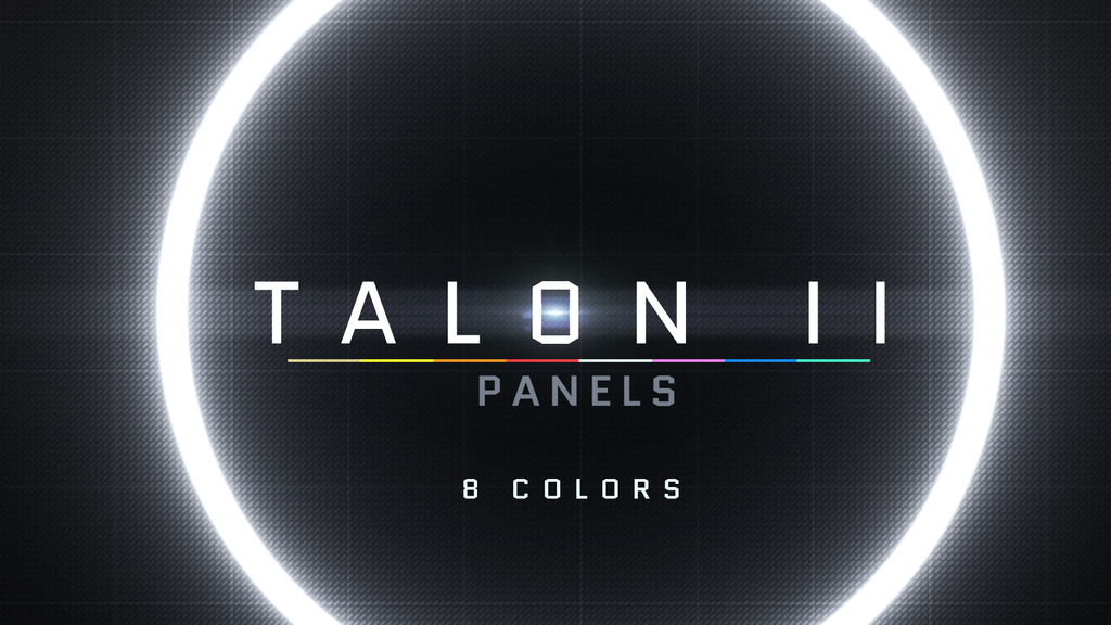 Talon II Twitch Panels