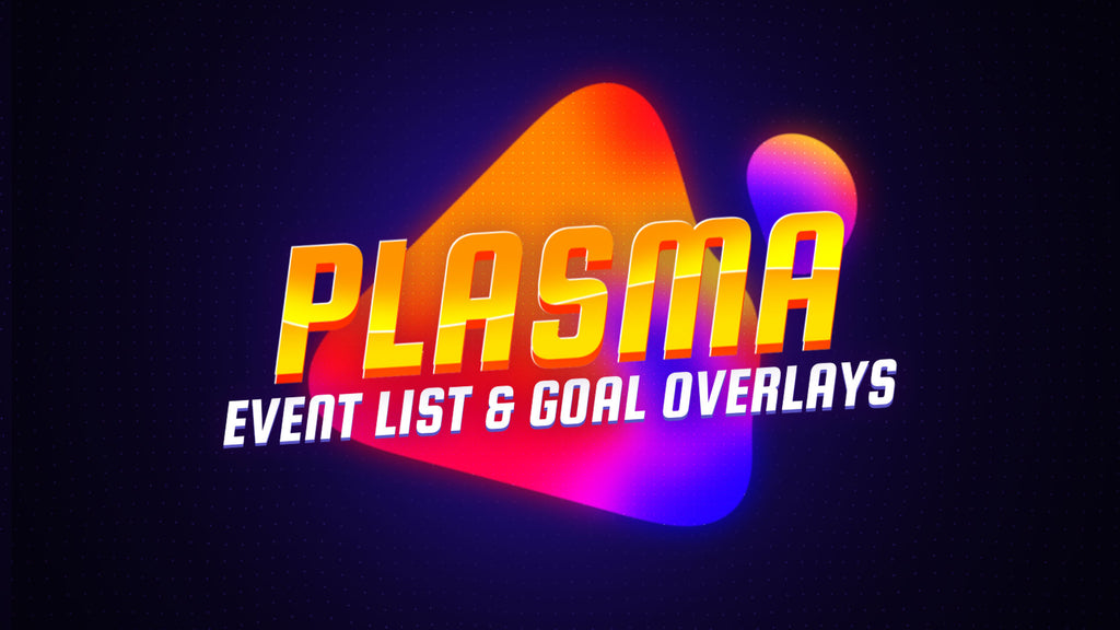 Plasma Event List & Goal Overlays