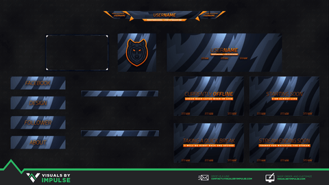 Wolf Diamond Stream Package