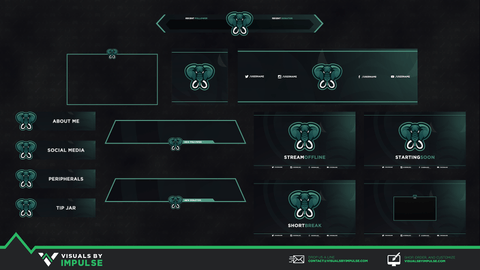 Elephant Diamond Stream Package