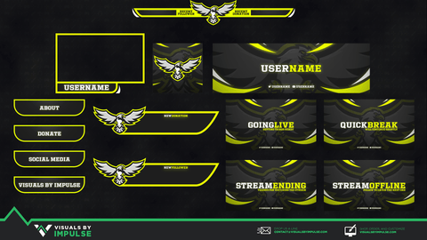 Eagle Diamond Stream Package