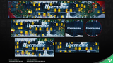 Starry Night Stream Package - Visuals by Impulse