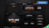Operation: Opfor Stream Package - Visuals by Impulse