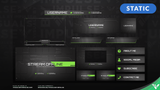Project Surge Stream Package - Visuals by Impulse