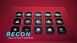 Tactical Stream Deck Icons - Visuals by Impulse