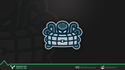 Tako Treasure Mascot Logo - Visuals by Impulse