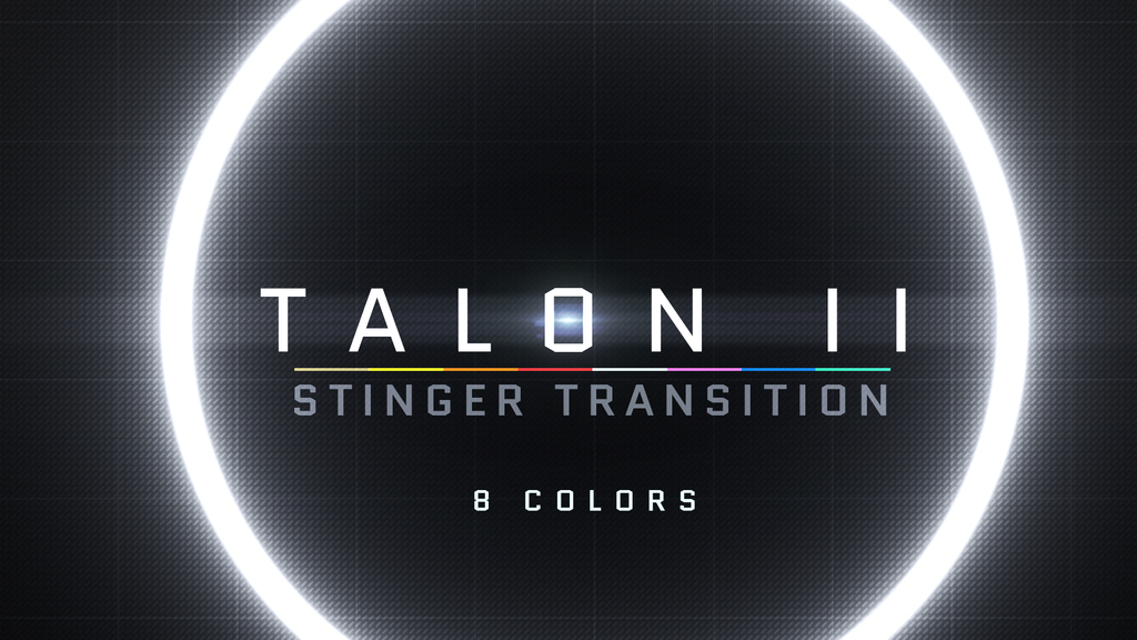 Talon II Stinger Transition - Visuals by Impulse