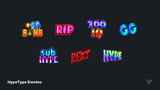 HypeType Emotes