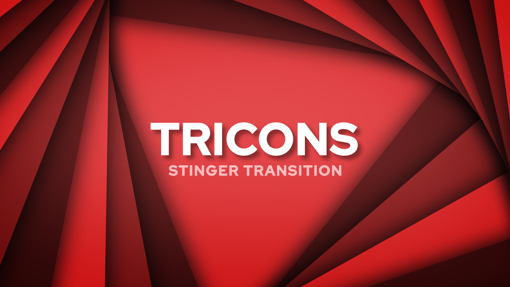 Tricons Stinger Transition Template