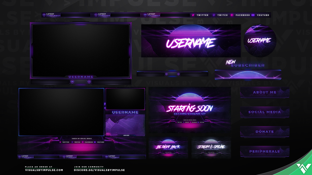 VHS Stream Package