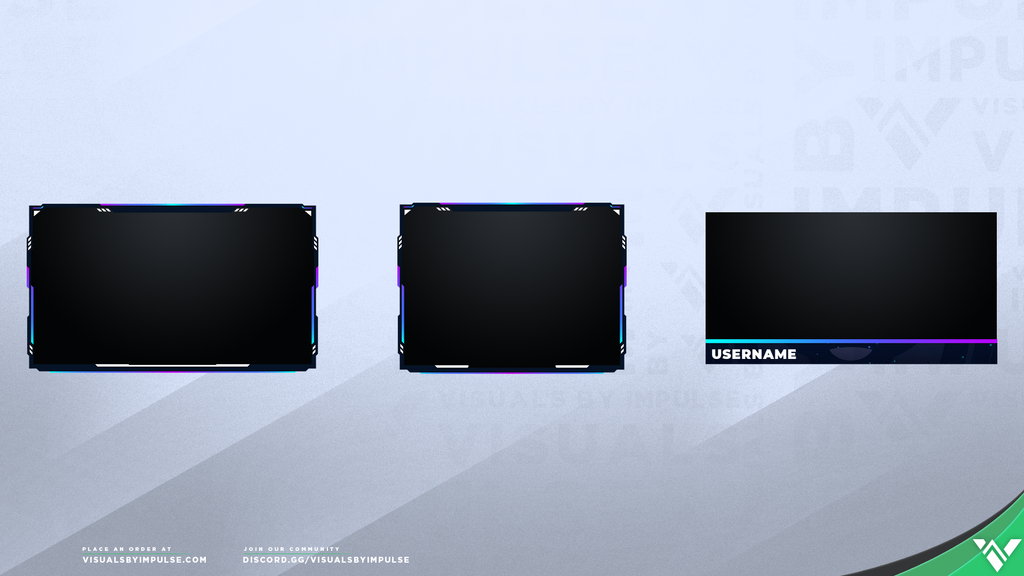 Mana Stream Package - Visuals by Impulse