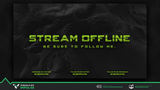 Stream Screens - Lime Screens