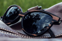 WANDERER - DESIGNER WOOD SUNGLASSES