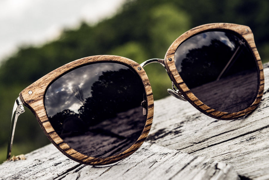 TRAVELER - DESIGNER WOOD SUNGLASSES